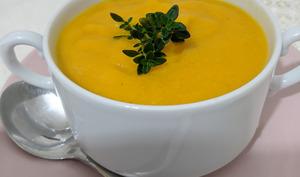 Soupe aux Panais et Potimarron