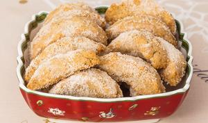Croissants vanillés