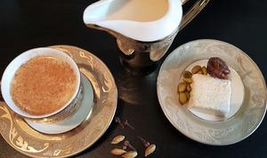 Thé au lait / Karak Mik & Tea