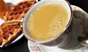 Thé au beurre