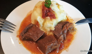 Ragoût de bœuf de Soudan