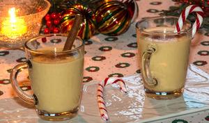 Lait de poule ou Eggnog, Joyeux Noël
