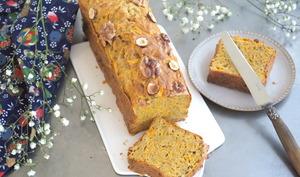 Cake butternut et gingembre