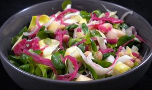 La salade tournaisienne du lundi perdu
