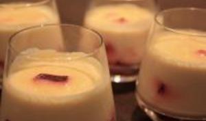 Crème de Foie Gras et Betterave Confite