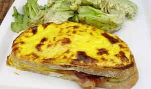 Croque monsieur - Simple & Gourmand