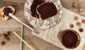 Tartinade choco-noisette