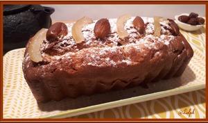 Cake aux dattes et citron confit