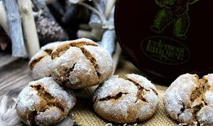 Crinkles à la farine de châtaigne