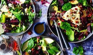 salade hivernale au sirop d'érable