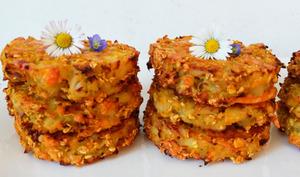 Croquettes de chou-fleur
