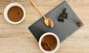 Mousse au chocolat toute légère