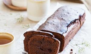Gâteau cake au chocolat de Christophe Felder