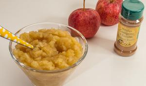 Compote de pommes très facile