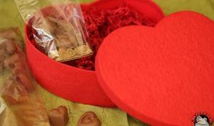 Chocolats de Saint-Valentin