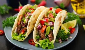 Tacos de Boeuf