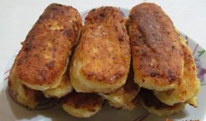 Bâtonnets au fromage