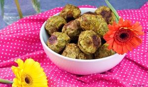 Boulettes de brocoli