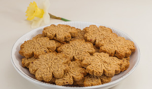 Gâteaux du bonheur d'Hildegarde de Bingen