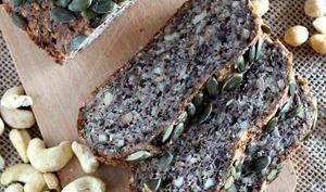 Pain sans farine aux graines et oléagineux - Bistro de Jenna