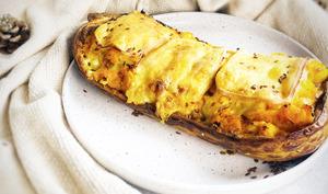 Raclette de butternut