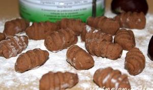 Gnocchis à la farine de châtaigne