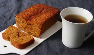 Cake confiture d'orange amande