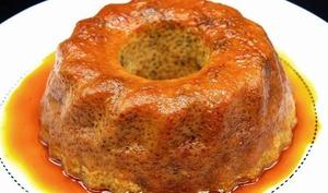 Gâteau de tapioca