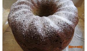 Bundt cake bananes noix de coco