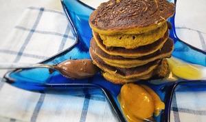 Pancakes fluffy