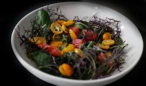 Salades et agrumes
