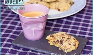 Cookies aux corn flakes