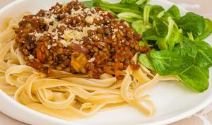 Bolognaise végétarienne