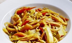 Assiette alcaline de 6 légumes