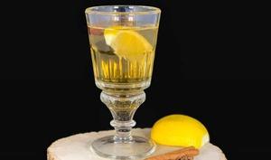 """Whisky chaud irlandais """"hot toddy"""" à l'érable"""