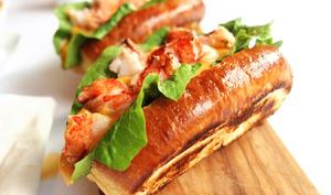 Les Lobster Rolls de Seattle