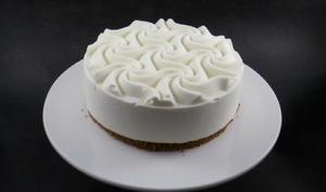 Cheesecake sans cuisson au Limoncello