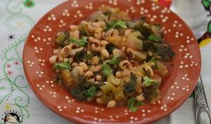 Soupe d'haricots portugaise