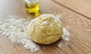 Pâte brisée à l'huile d'olive