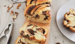 Le krantz cake au chocolat