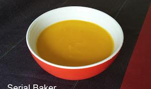 Soupe de rutabaga et butternut