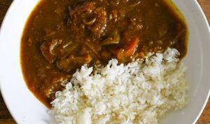 Curry Japonais Végétarien