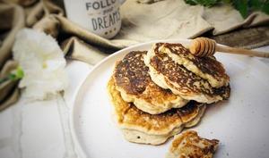Pancakes banane coco