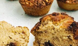 Muffins cœur chocolat