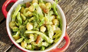Salade alcaline virale