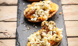 Potato toasts