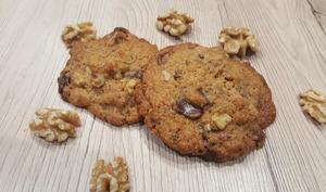 Cookies chocolat et noix des soeurs Scotto