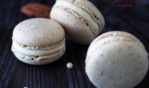Macarons Vanille Pécan