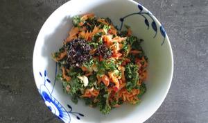 Cole Slaw - Salade au chou cru et carottes