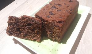 Cake double chocolat